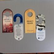 Privacy Door Hangers