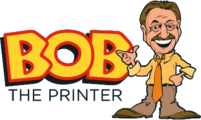 Bob The Printer – Monterey Peninsula